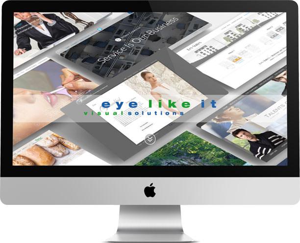 Professionelles individuelles Webdesign