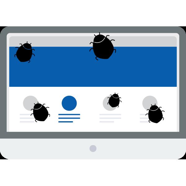 Website-Security implementieren um Hacker auszuschließen