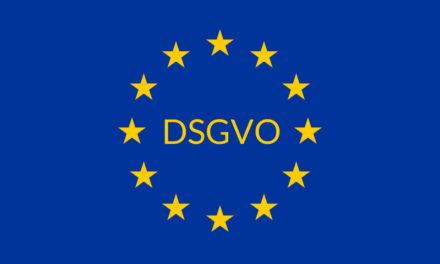 Neue Datenschutzverordnung (DSGVO)